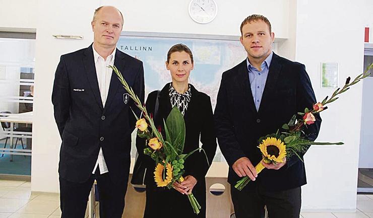 Linn andis sportlastele saavutuste eest 21 000 eurot