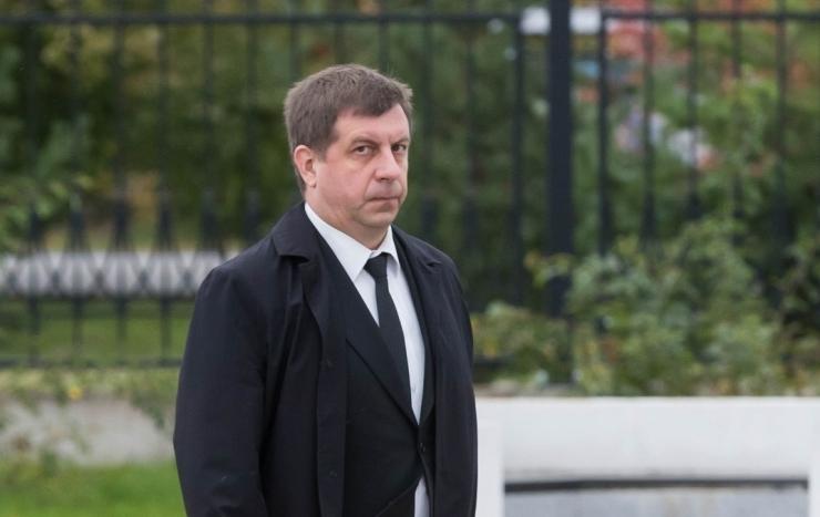 Vladas Radvilavicius sai võltsimise eest kriminaalkorras