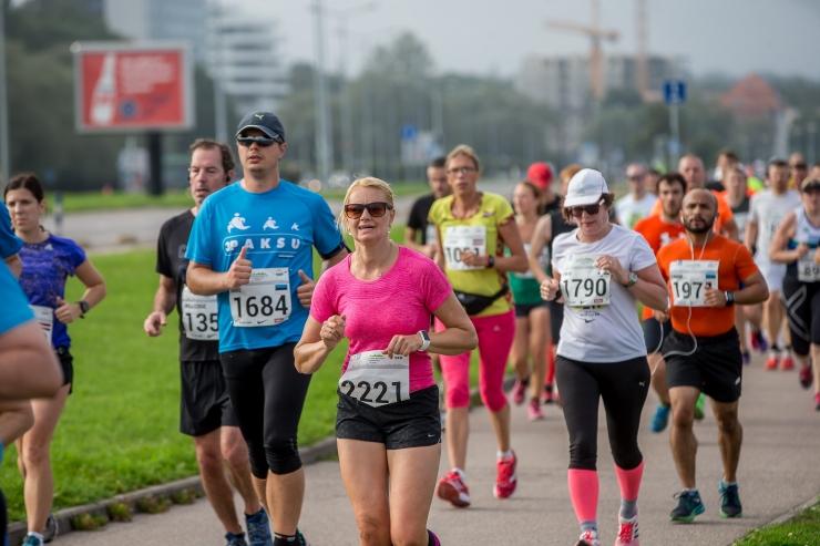Nädalavahetusel on Tallinna tänavad jooksjate päralt
