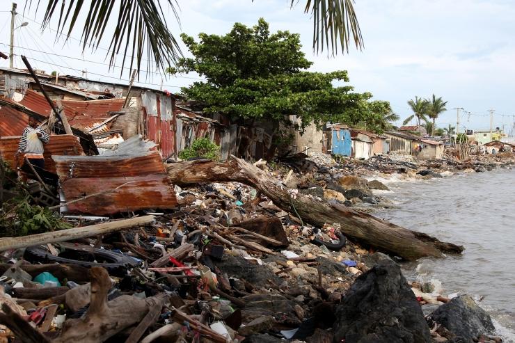 Orkaan Katia tugevnes Mehhiko poole liikudes 2. kategooria tormiks