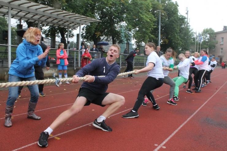 Lasnamäe-Maardu noorteolümpialt võitis võistkondliku esikoha Lasnamäe