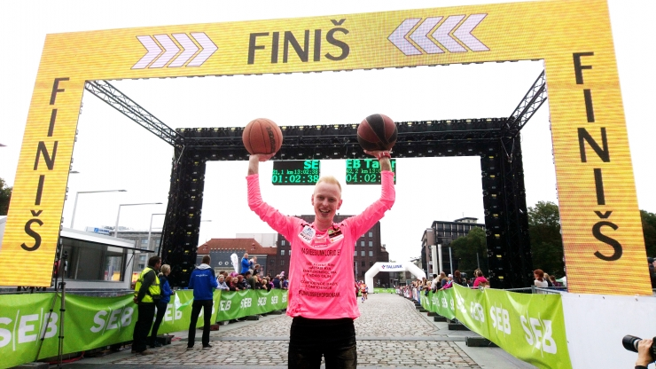 SEB Tallinna Maratonil püstitati Guinnessi rekord