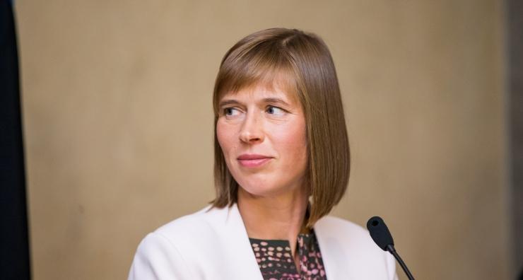 President riigikogu avaistungil: sinimustvalget genofondi pole olemas
