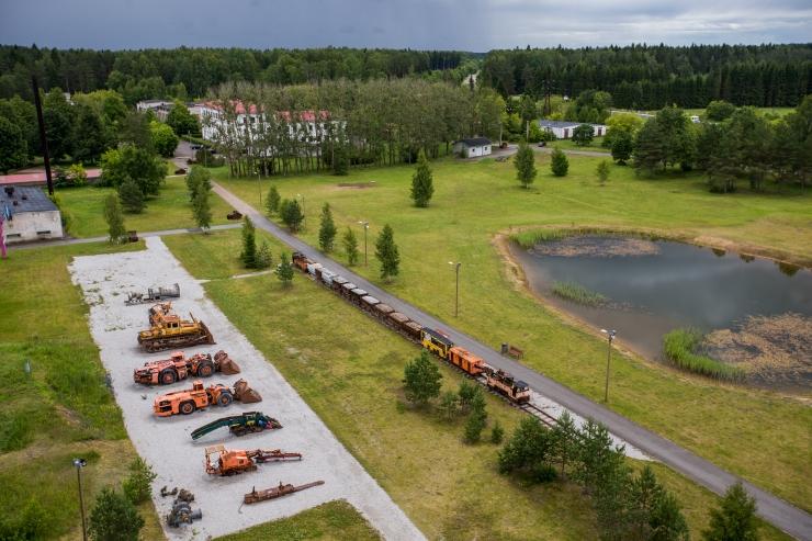 Kohus peatas kaevandusmuuseumi nõukogu otsused