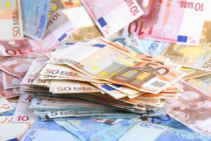 Tallinna linnakassasse laekus kaheksa kuuga 409,5 miljonit eurot