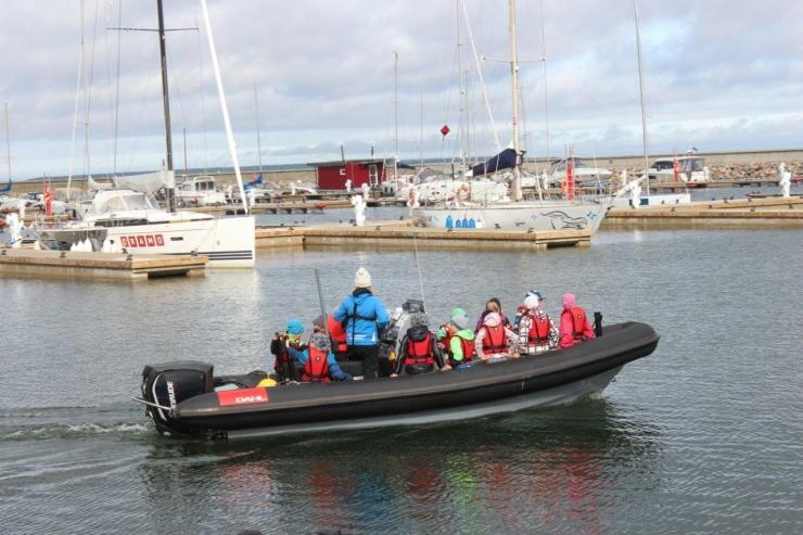 Haabersti koolides saab purjetamist õppida