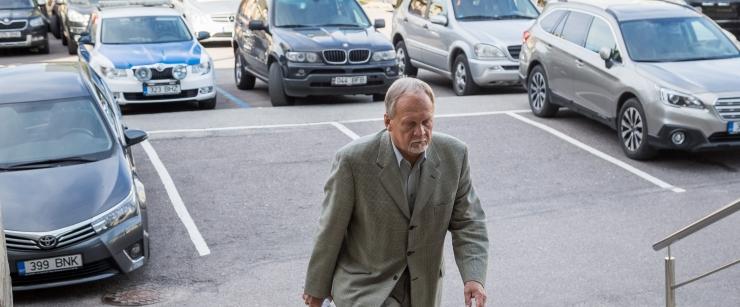SAVISAARE PROTSESS: Süüdistaja kutsutud tunnistajad jäid napisõnaliseks