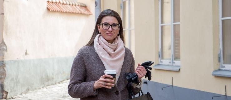 Olga Ivanova jätkab valitsuse toetamist Keskerakonna fraktsioonis