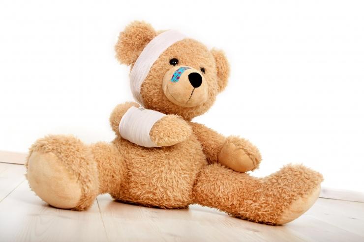 Lastefond toetab põletustrauma saanud poissi