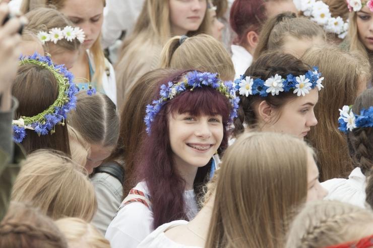 Tallinn tänab laulu- ja tantsupeo juhte