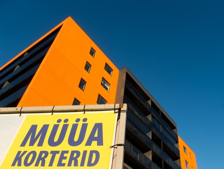 Kuuülevaade: Tallinna korterimüük tegi kuuga hiiglasliku hüppe