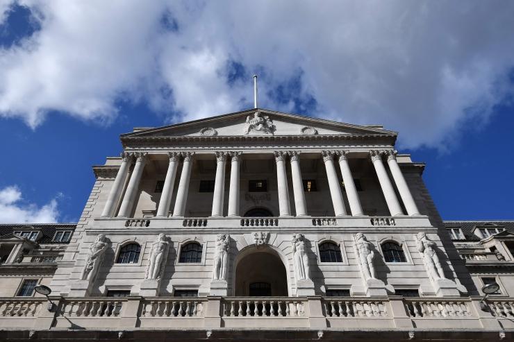 Inglise Pank jättis baasintressimäära taas muutmata