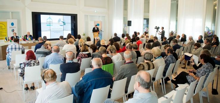 Balti elamumajanduse konverentsil võeti vastu Rakvere deklaratsioon