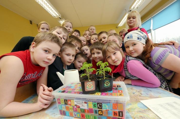 Uus kooliturvalisuse eelnõu tagab turvalisema koolikeskkonna