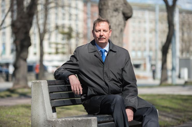 Populaarseim Tallinna linnapea kandidaat on Taavi Aas