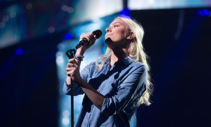 Algas võistluslaulude esitamine Eesti Laulu konkursile