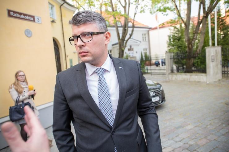 Savisaare kohtuprotsessil asub ütlusi andma Mihhail Korb