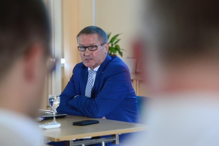 Minister Aab: riigireformi tegevused on pidev protsess
