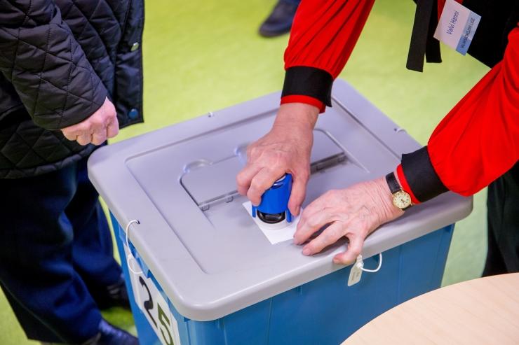 Kohalikel valimistel saab hääletada üle 24 000 noore