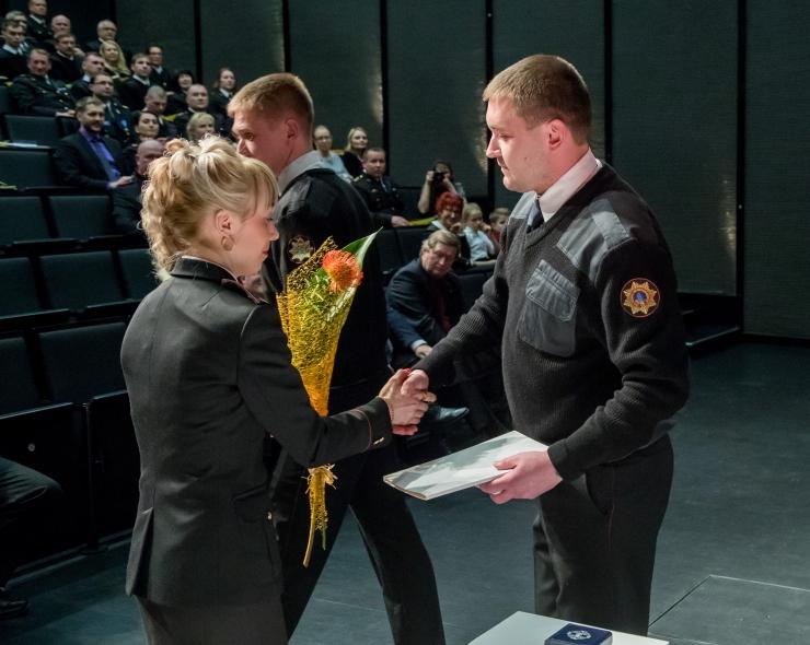 VIDEO! Päästeteenistus tänas kangelasi ja elupäästjaid
