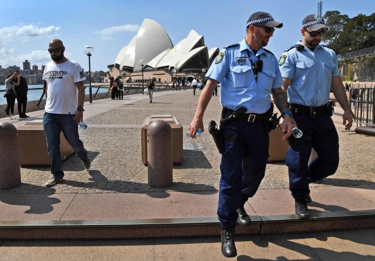 Austraalia politsei hinnangul on suurem terrorirünnak vältimatu
