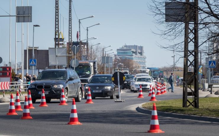 Autovabal päeval suunatakse ühissõidukid ümbersõidule