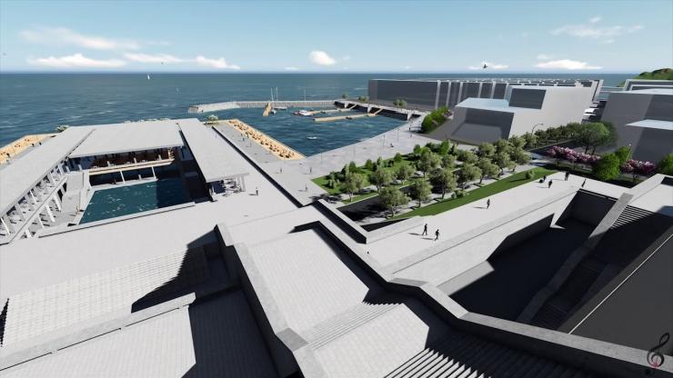 VIDEO! Vaata, kuidas Linnahall tulevikus välja nägema hakkab!