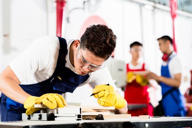 Mihkel Nestor: kutseharidus ei tõmba noori madala palga tõttu