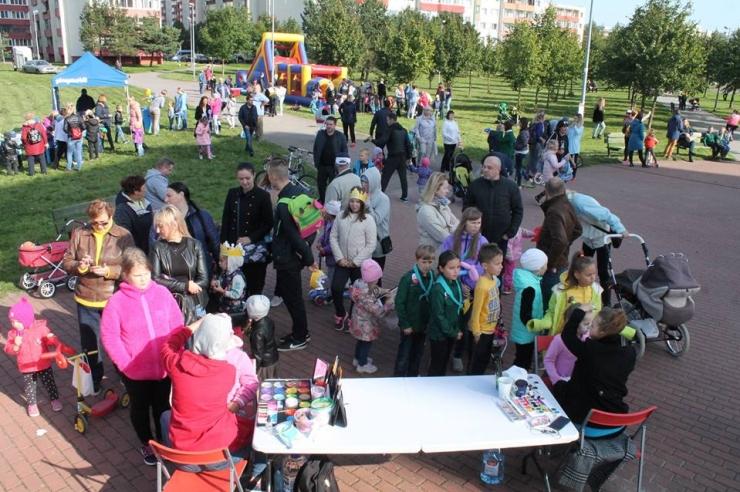 Lasnamäe perepäev tõi kokku ligi pool tuhat külalist