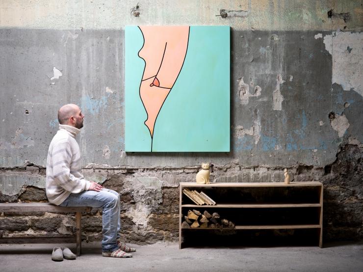 Rotermanni kvartal võõrustab Disainiööl andekat kunstnikku
