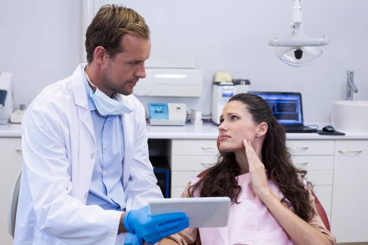 Mis muredega pöörduvad inimesed hambaarsti juurde enim?