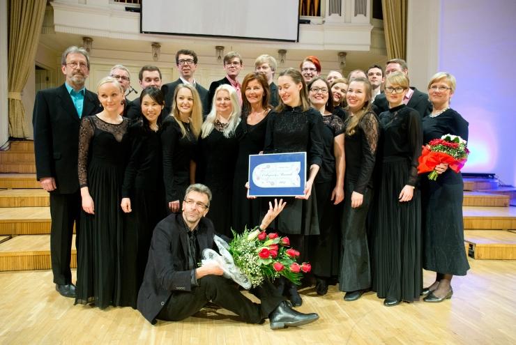 Collegium Musicale laulab Muusikapäeval Tormist ja tähistab sünnipäeva Kreegi rahvaviisidega