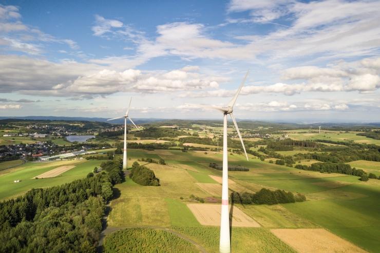 OTSE! Riigikogus on tähelepanu keskmes täielik üleminek taastuvenergiale