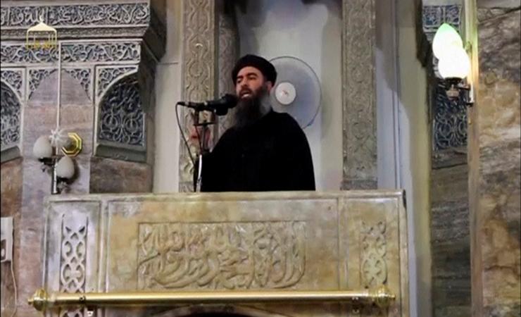 Islamiriigi juht kutsus liikmeid vaenlastele vastupanu avaldama