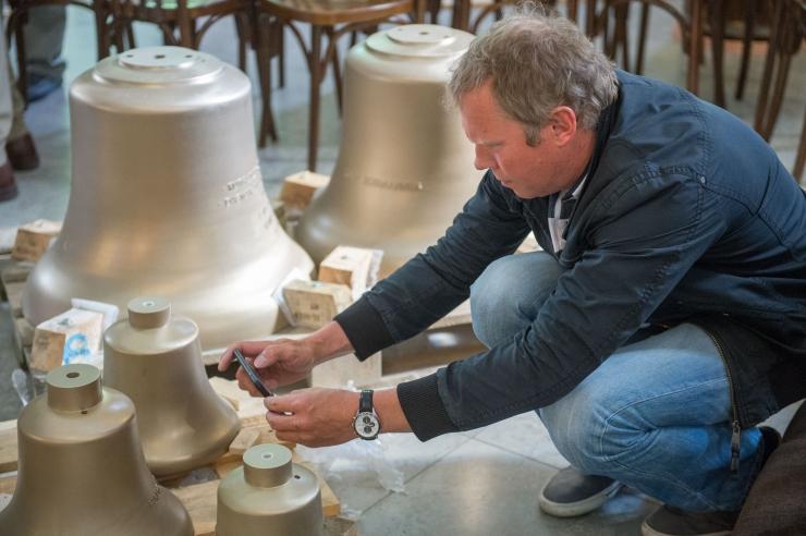LISATUD KAVA! Tallinna Jaani kirikus saab kuulata uut kellamängu