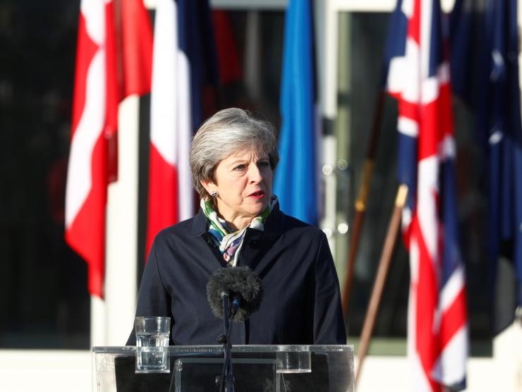May: Brexiti-kõnelustel astuti kodanike õiguste asjus suuri edusamme