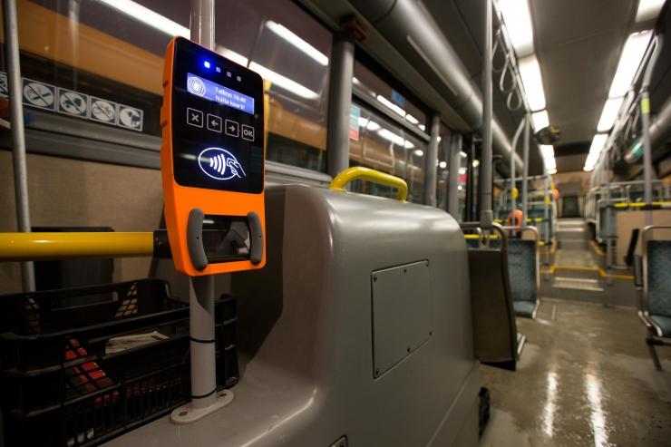 Bussiliinid nr 5 ja 6 suunatakse ümbersõidule