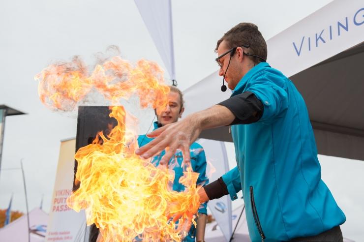 """GALERII JA VIDEOD! Energiamessile """"Kütame!"""" sai tutvuda uuemate kütteseadmetega"""