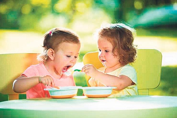 Linna 22 000 last saavad lasteaias tasuta toitu