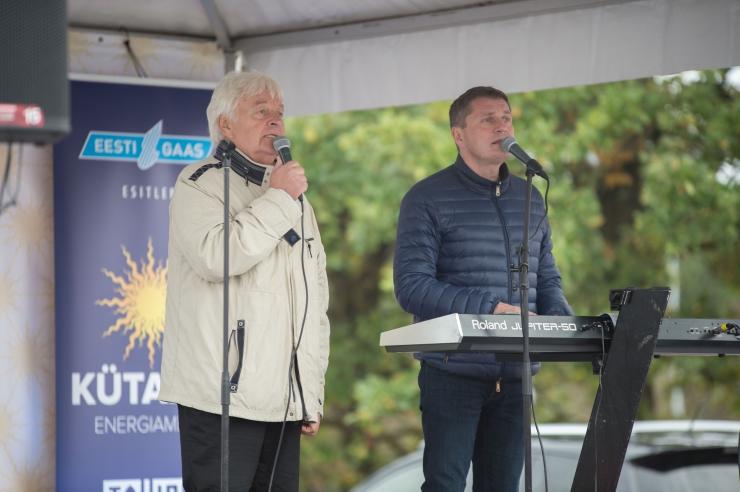 VIDEO! Energiamessil esines armastatud laulja Ivo Linna