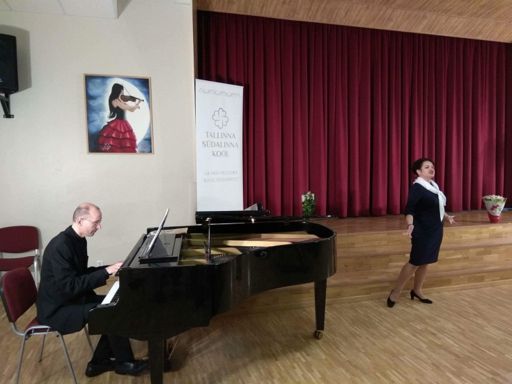 VIDEO! Muusikapäeva raames andsid kontserdi tuntud ooperiartistid