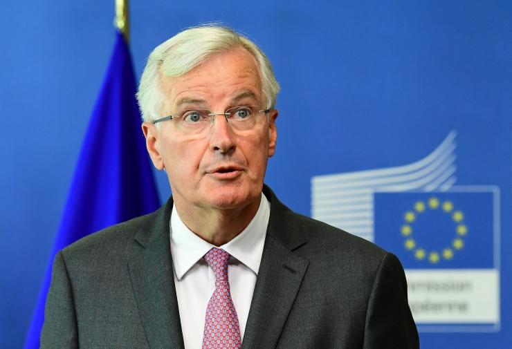 Barnier: Brexiti kõneluste teist etappi veel alustada ei saa