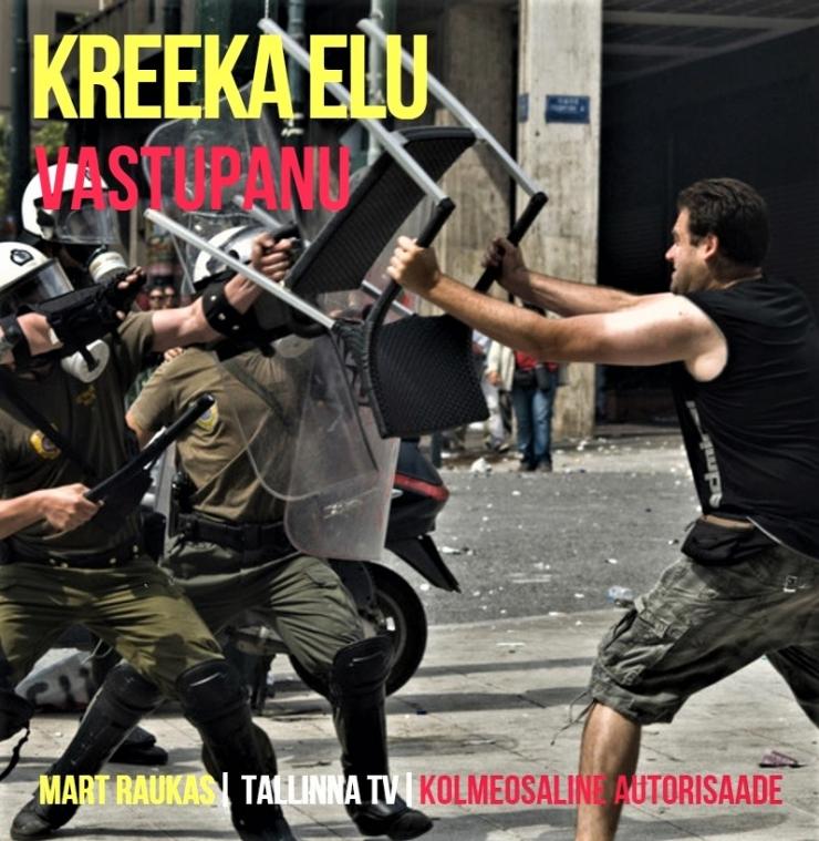 TTV-s räägitakse Kreeka keerulisest elust