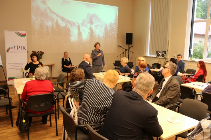 Martinson: Tallinn on muutunud puuetega inimeste jaoks kindlasti mugavamaks ja sõbralikumaks