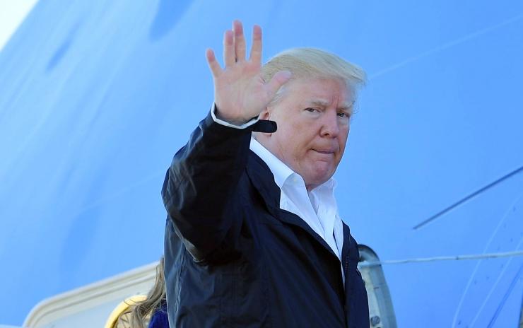 """Trump nimetas Las Vegase tulistajat """"haigeks"""" ja """"dementseks"""""""