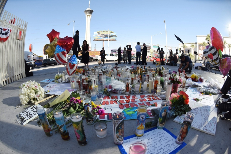Las Vegase tulistaja saatis enne veretööd oma tüdruksõbrale 100 000 dollarit