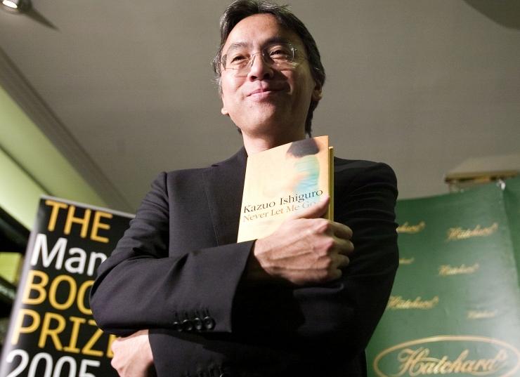 Nobeli kirjandusauhinna võitis Kazuo Ishiguro