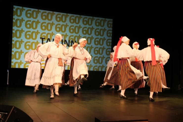 PILDID! 60+ festival jätkus täna Tallinna päevaga, jagati ka auhindu