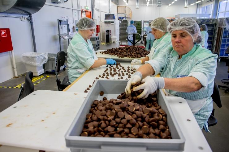 Maaeluminister avab avatud toiduainetööstuste nädala