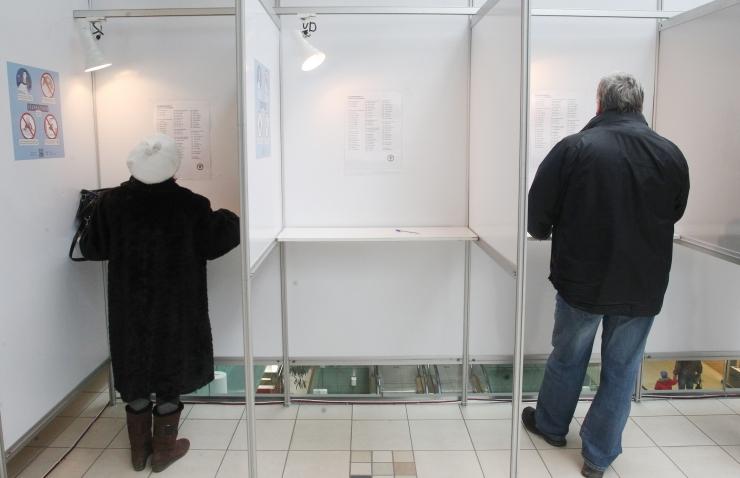Hääle on andnud ligi 30 000 valijat